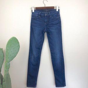 •JOE'S JEANS• Straight Leg Jeans Dark Joley Wash